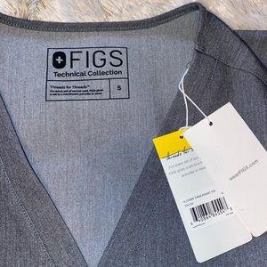 Figs Scrub Set - Graphite